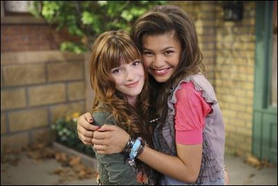 Sur quelle chaîne passe Shake It Up ?