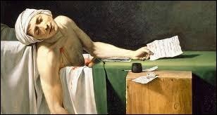 ''Des questions sur la Révolution française : Qui a été assassiné dans sa baignoire ? ''
