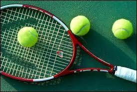 ''Allez, une question sur le sport... Tennis : Qui avait perdu le tournoi... ''