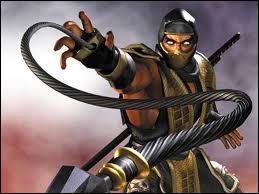 De quel jeu Scorpion est-il un personnage ?