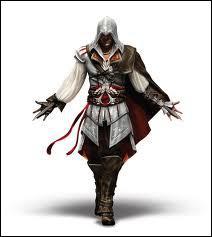 De quel jeu Ezio Auditore est-il un personnage ?