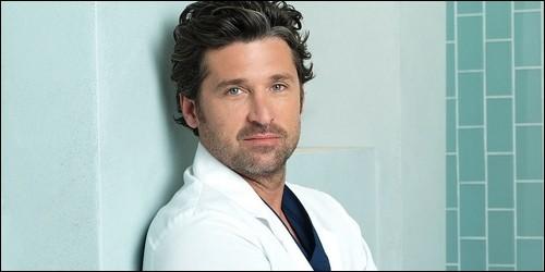 "Qui interprète le rôle de Derek Shepherd dans ""Grey's Anatomy"" ?"