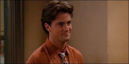 """Qui joue le rôle de Chandler Bing dans """"Friends"""" ?"""
