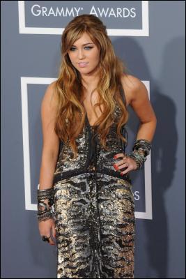 Qu'est-ce que Miley ne fait pas ?