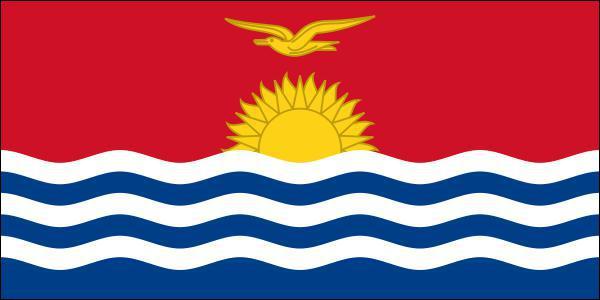 Quel est le pays correspondant à ce drapeau ?