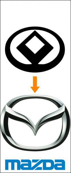 En 1997, Mazda change radicalement son logo. Pour quelle raison ?