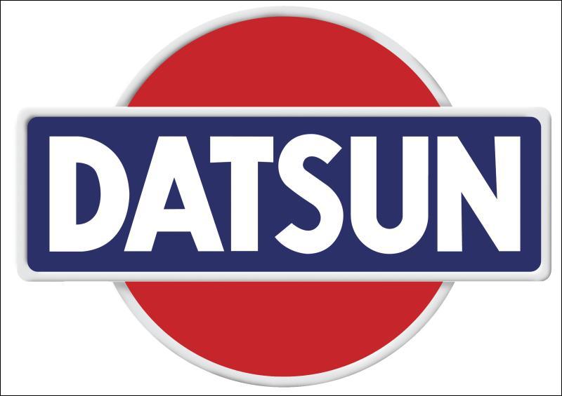 Datsun est aujourd'hui...