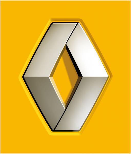 Contrairement à celui créé en 1898, le logo de Renault en losange apparu en 1925 devait permettre...