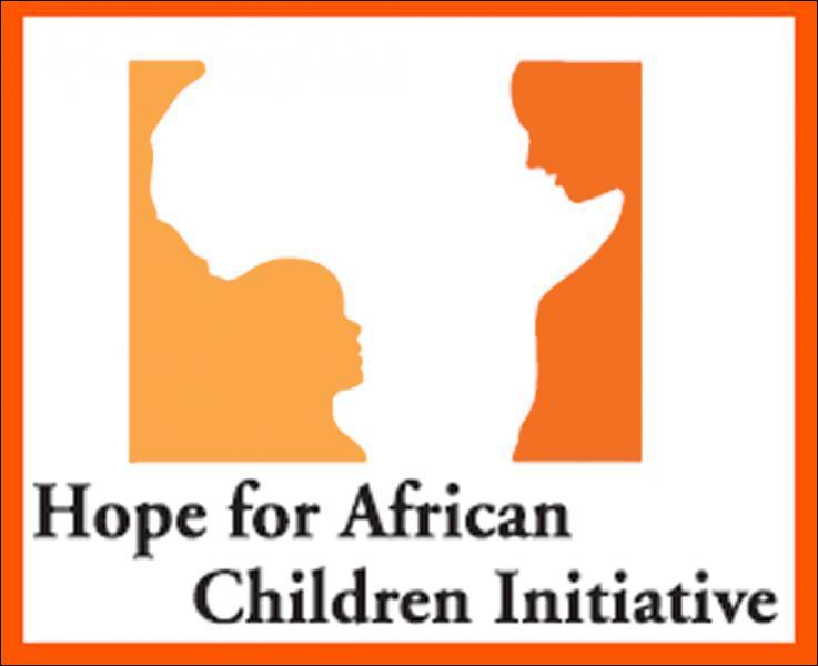 Le logo de cette association caritative représente...