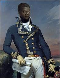 Toussaint Louverture (1746-1803) a en quelque sorte réalisé le rêve de Spartacus : mener une armée d'esclaves au combat pour conquérir un pays et la liberté. Quel est ce pays ?