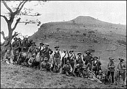 Les Boers étaient des descendants des colons néerlandais, allemands et français. Dans quel pays se sont-ils levés en masse contre l'armée britannique de 1899 à 1902 ?