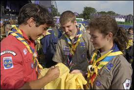 Les scouts de St Amand participeront à une jambonnée internationale.