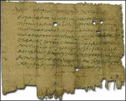 On peut y admirer des papiers russes égyptiens.