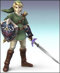 De quel jeu Link est-il un personnage ?