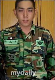Qui, le 5 juillet 2011, est parti faire son service militaire ?
