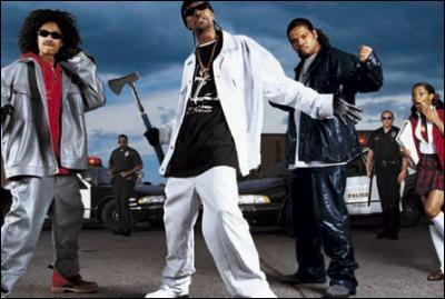Ce groupe de rap est :