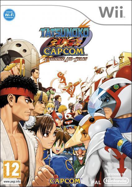 Dans le jeu vidéo Tatsunoko VS Capcom, lequel de ces personnages ne fait pas partie des géants ?