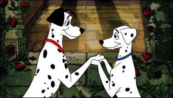 Comment s'appellent les deux héros des '101 dalmatiens' ?
