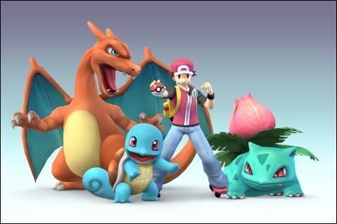 Combien y a-t-il de Poké dans Super Smash Bros Brawl