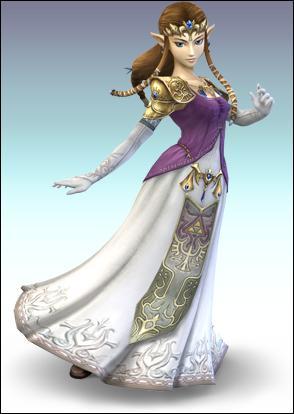 En quel personnage se transforme Zelda ?