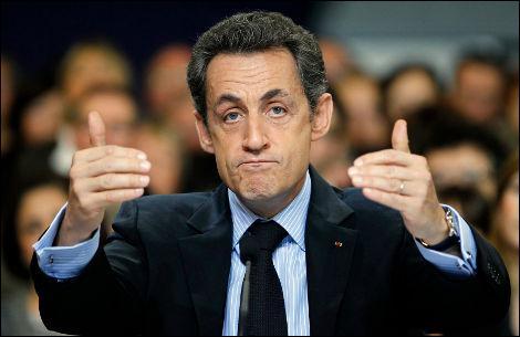 Pour Nicolas Sarkozy, 'le problème de la France...