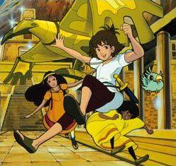 Dessins animés années 70-80 (17)