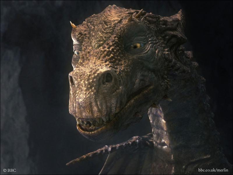 Où est gardé le Dragon dans la première saison ?