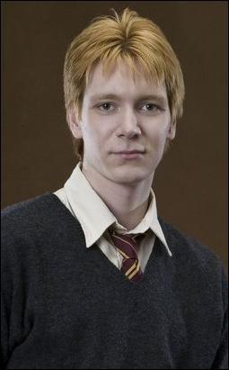 Quel est le vrai nom de Fred Weasley ?
