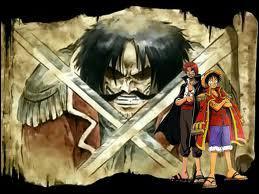 Qui est l'idole de Luffy ?