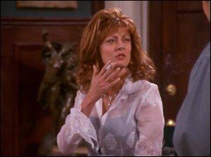 Cette actrice oscarisée a joué, entre autres, dans 'Les Sorcières d'Eastwick', 'Thelma et Louise', 'Il était une fois... ' et 'Lovely Bones'. Qui est Cecilia Munro, vedette de la série de Joey ?
