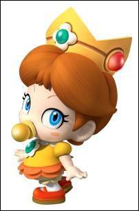 Qui est Bébé Daisy par rapport à Daisy ?