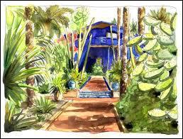 Où peut-on visiter les Jardins de Majorelle ?