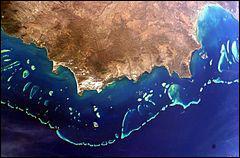Au dessus de quel pays la station ISS a-t-elle pris cette photo ?