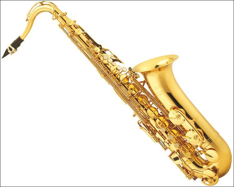 Le saxophone est un instrument à...