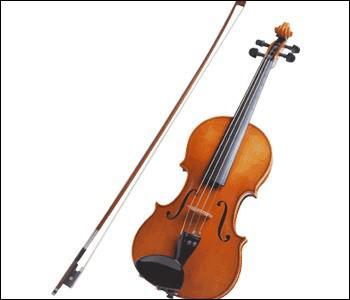 Le violon est un instrument à...