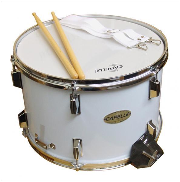 Le tambour est un instrument à...