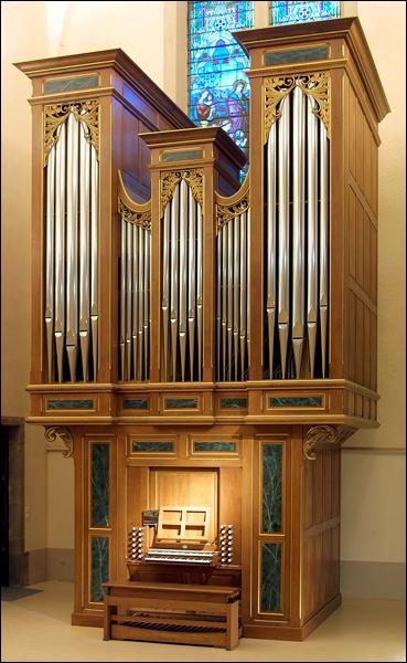 L'orgue est un instrument à...