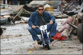 Comment Dean appelle t-il le fait d'être le réceptacle de L'archange St Michael ?