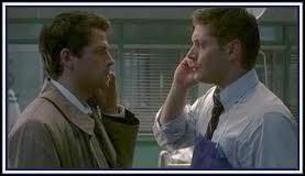 Où Dean emmène t-il Castiel, quand celui -çi lui dit qu'il risque de mourrir le lendemain ?
