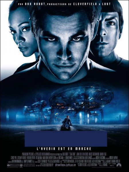 Ce film SF sorti en 2009 est... ?