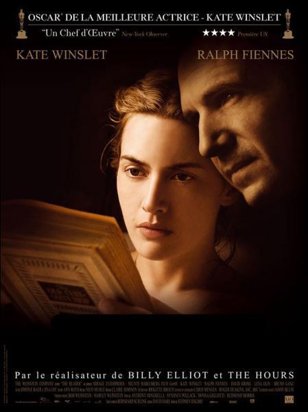 Ce film raconte une histoire d'amour entre un adolescent et une ex nazie. Il a pour titre... ?