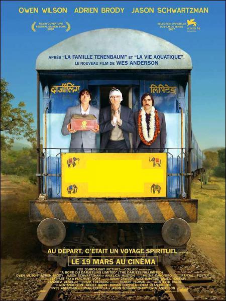 Cette comédie située en Inde s'appelle... ?