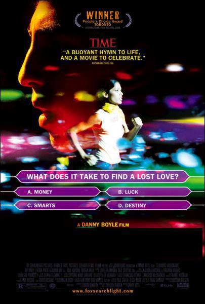 Ce film est une romance mais aussi un parcours initiatique indien et il s'appelle... ?