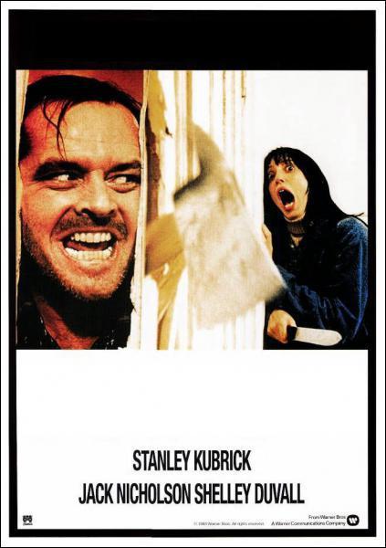 Ce film d'horreur de Stanley Kubrik s'appelle... ?