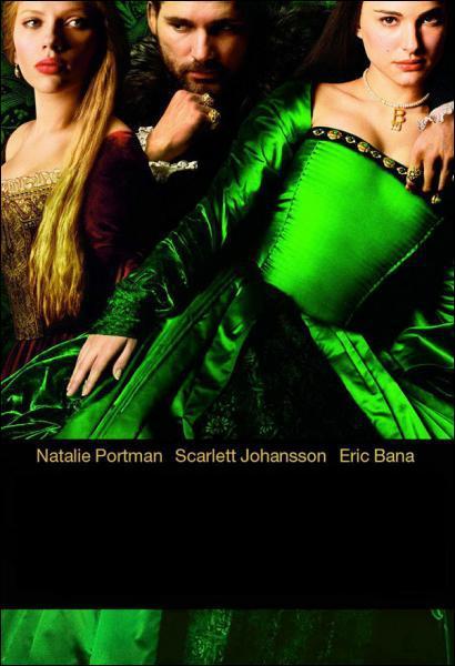 Ce film historique qui se passe à la cour d'Henry VIII s'appelle... ?