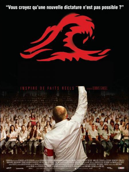 Ce film allemand qui montre l'attrait des totalitarismes sur les foules s'appelle... ?