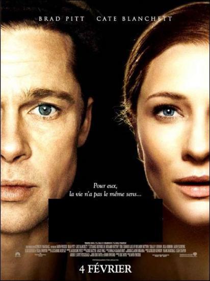Ce film fantastique avec Brad Pitt raconte l'histoire d'un homme qui rajeunit. Il s'agit de... ?