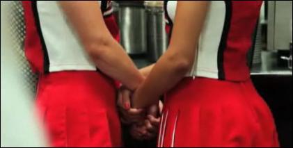 Quelle chanson Brittany et Santana chantent-ils ensemble ?