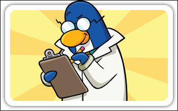 Qui est cet intelligent pingouin ?