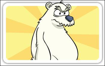 Qui est cet ours polaire ?